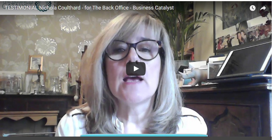Testimonial – Nichola Coulthard – Coulthard Human Resources